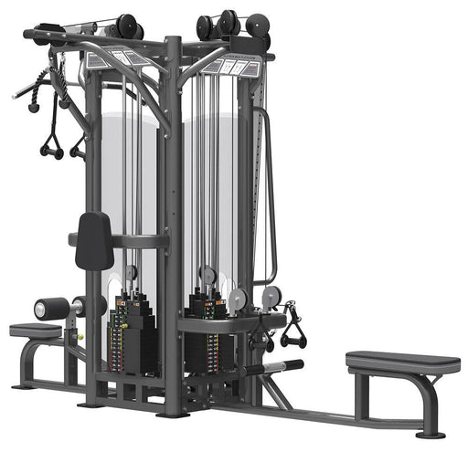 GymGear Elite Series 4 Stack Multi Gym