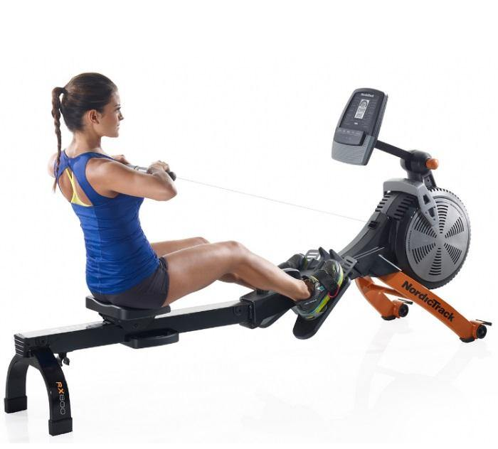Nordic track RX800 V1 Rower