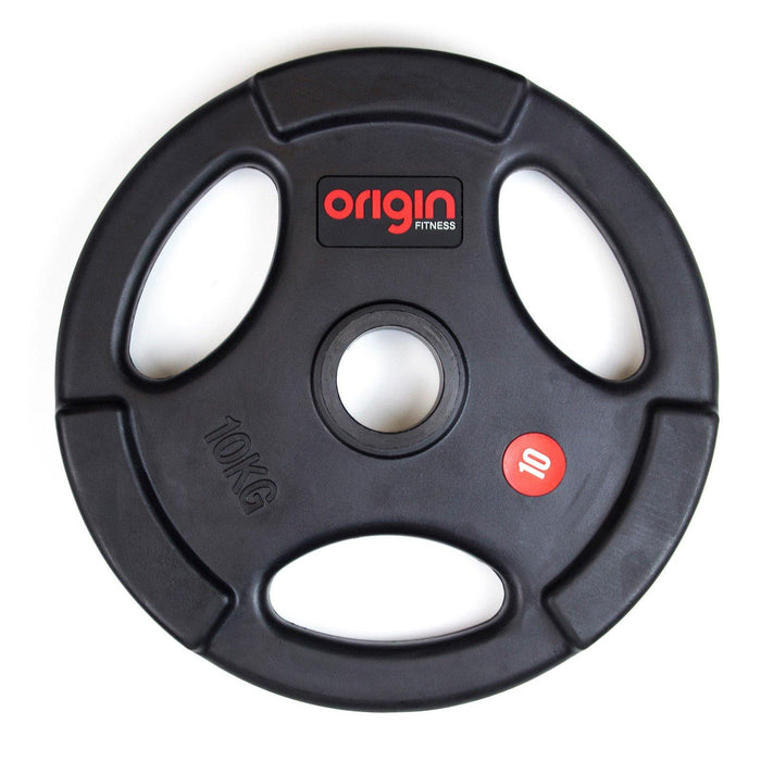 Origin Rubber Olympic Weight Plates