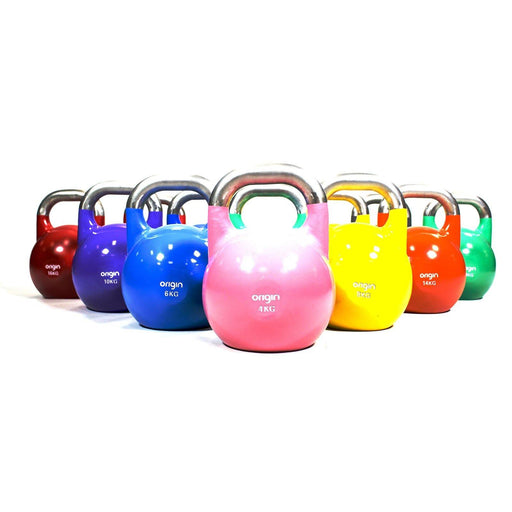 Origin Competition Kettlebells (Up to 32kg)