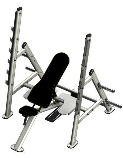 GymGear Elite Series Olympic Multi Bench