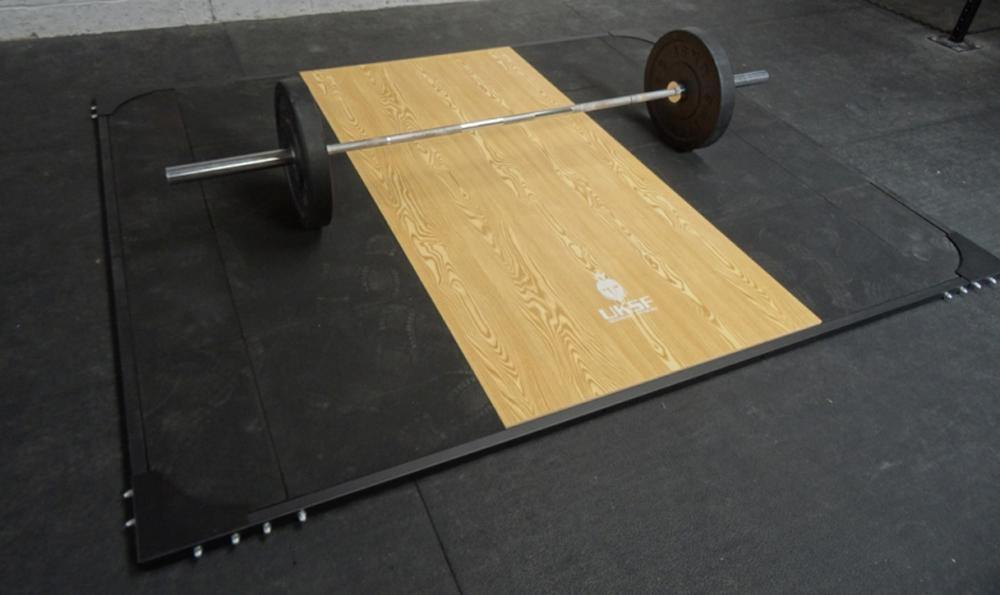 Crossmaxx Olympic Lifting Platform - PhysioParts