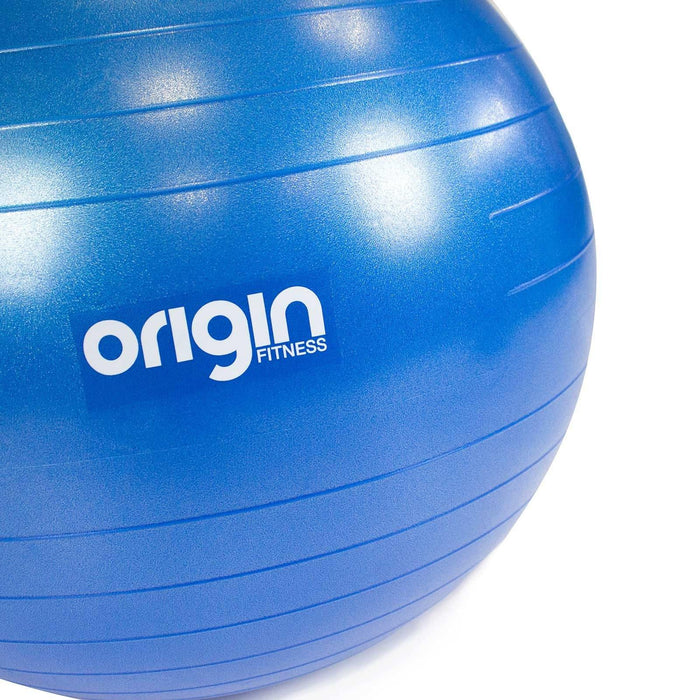 Origin 3 Gym Balls Set with Rack