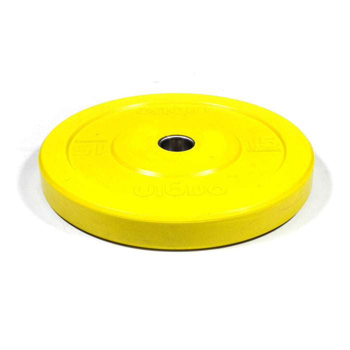 Origin Olympic Colour Rubber Bumper Plates (up to 25kg)