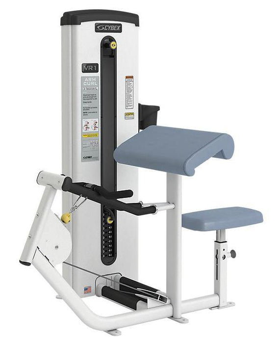 Cybex VR1 Series Arm Curl Selectorised