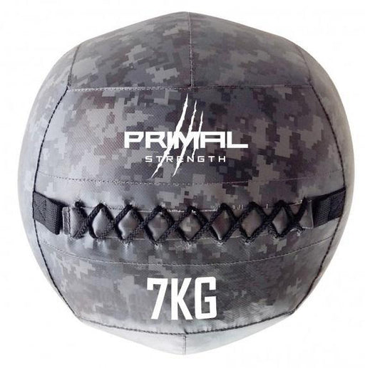 Primal Strength Rebel Wall Ball Digital Camouflage up to 13kg
