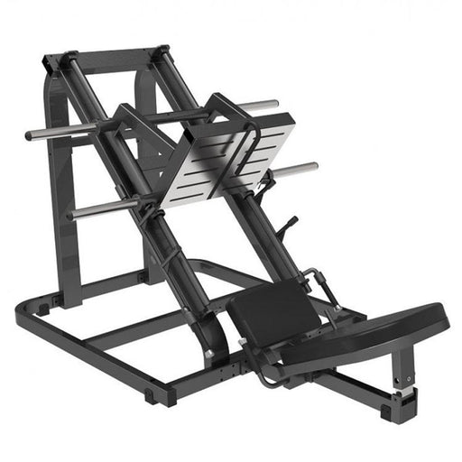 Primal Strength Commercial Linear 45 Degree Leg Press  Matte Nero