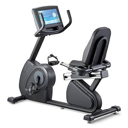 GymGear R98e Performance Series Recumbent Bike