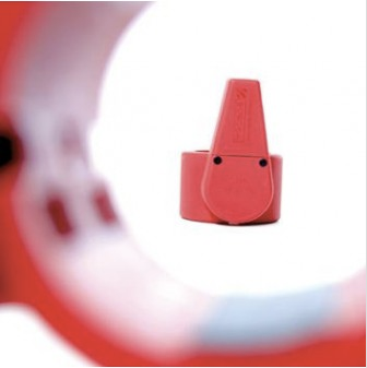 Escape Clamp Collars Red