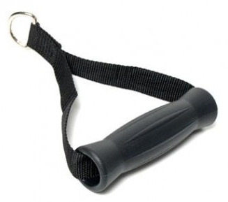 Escape Soft Grip Stirrup Handle