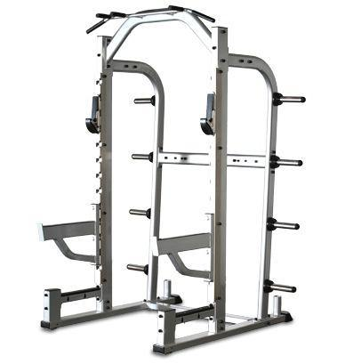 Leisure Lines Olympic Performance Half Rack