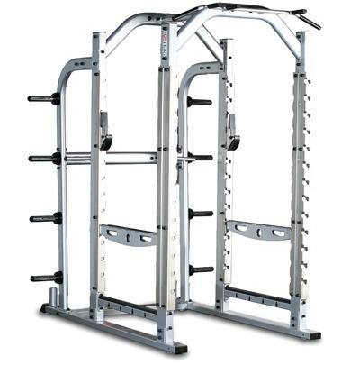 Leisure Lines Olympic Performance Power Rack