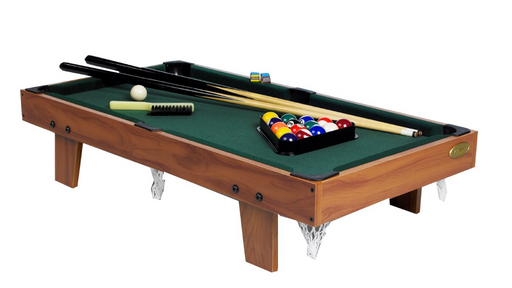 Gamesson LTH Tabletop Pool Table