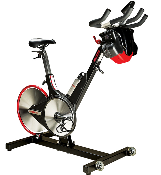 Keiser M3iX Indoor Cycling