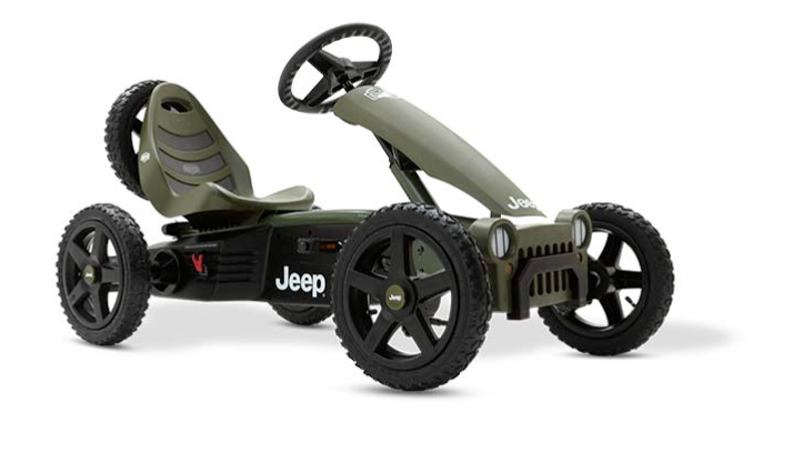 Jeep Adventure Pedal Go-Kart