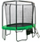 EXIT JumpArenA Oval All-in 1 244 x 380 (8x12,5 Ft) Trampoline Green