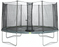 EXIT Twist 366 (12ft) Trampoline Green/Grey