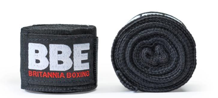 York BBE Club 4 Meter Handwraps