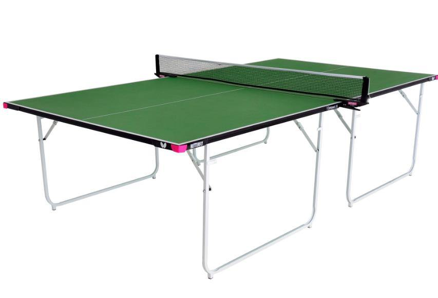 Butterfly Compact 16 Wheelaway Table Tennis