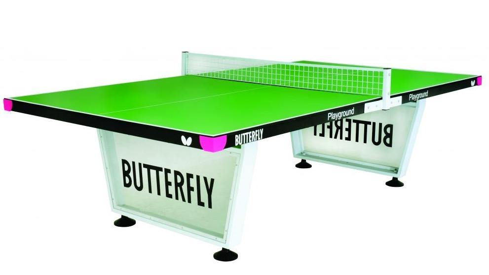 Butterfly Playground Outdoor Table Tennis