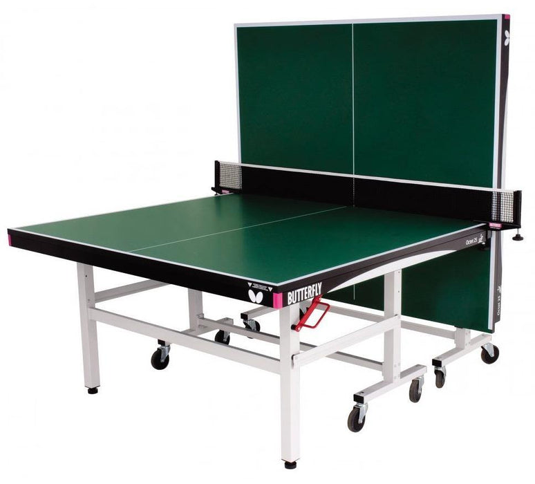 Butterfly Octet 25 Rollaway Table Tennis