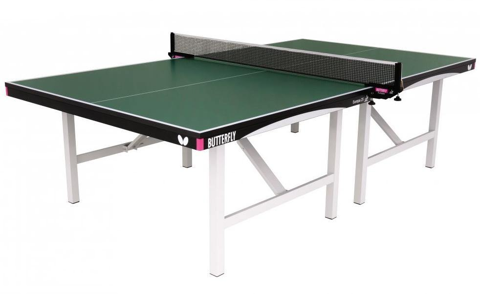 Butterfly Europa 25 Table Tennis Table
