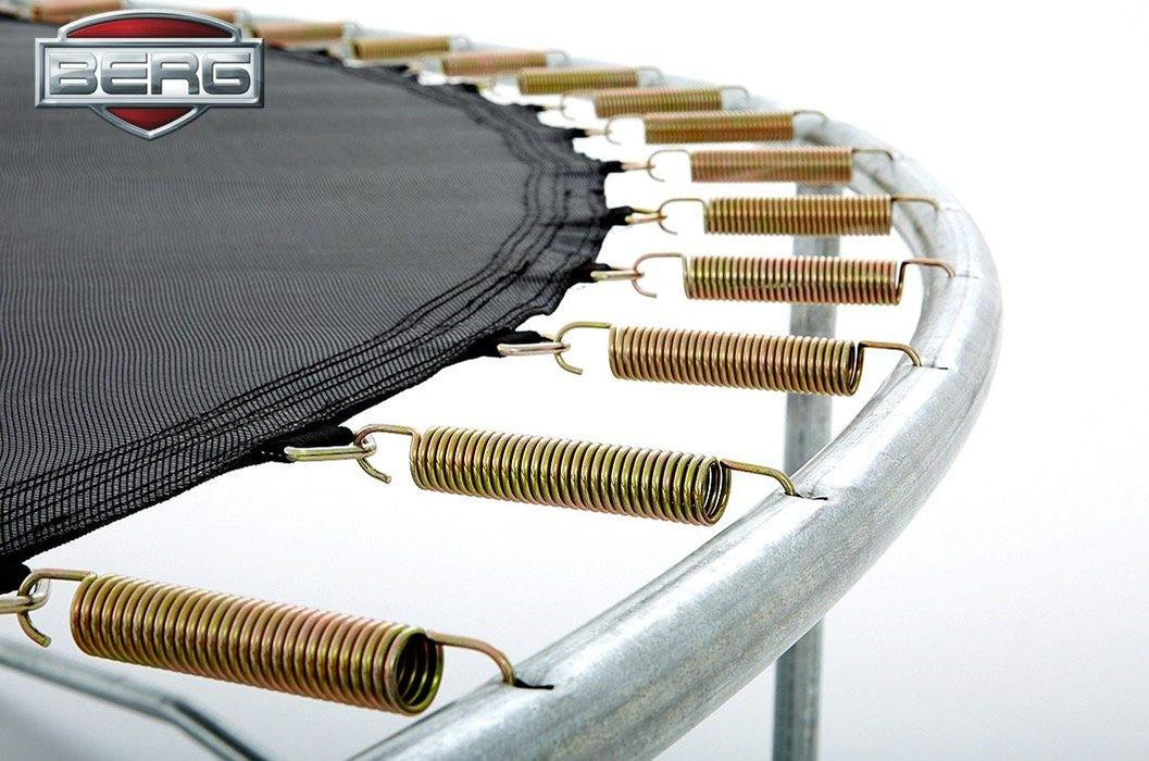 BERG Talent + Safety Net Comfort Trampoline