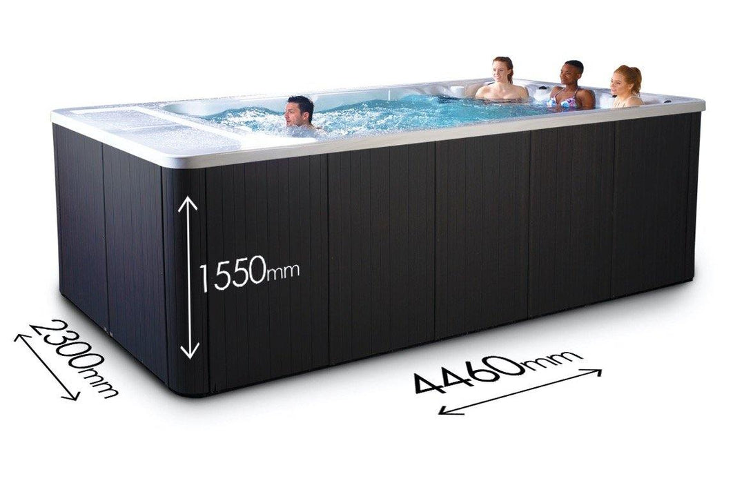 Orca Leisure Vector Stream Swim Spa - Free Delivery & Installation