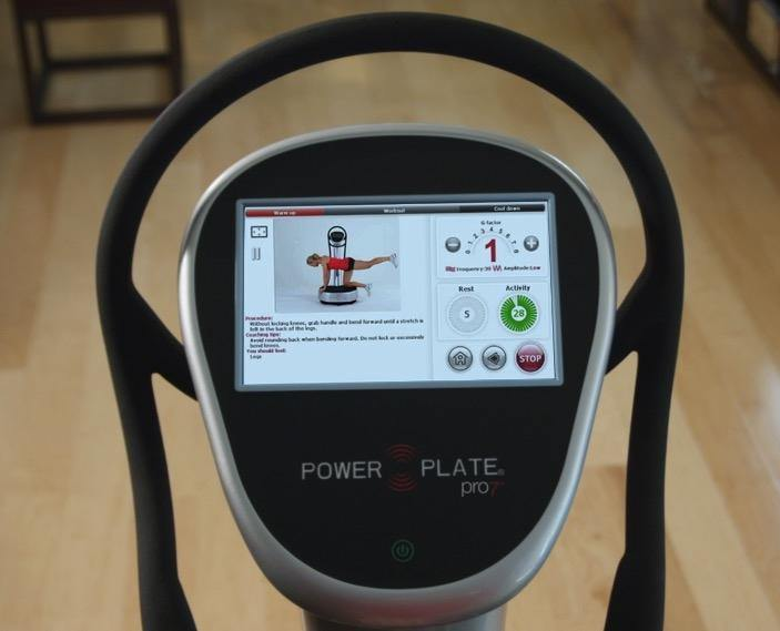 Power Plate Pro7 - Console