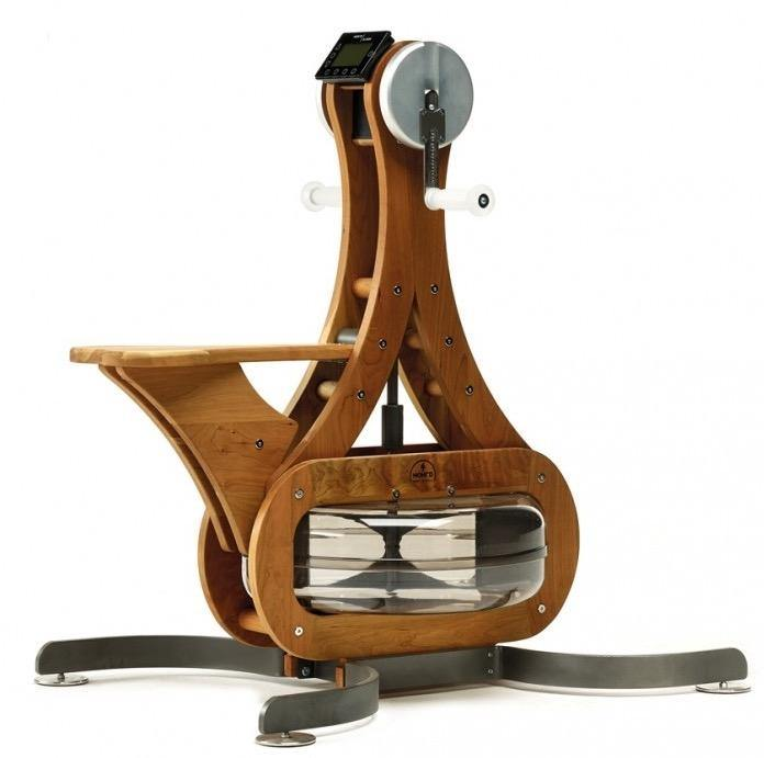 WaterRower NoHrd WaterGrinder - Cherry Wood