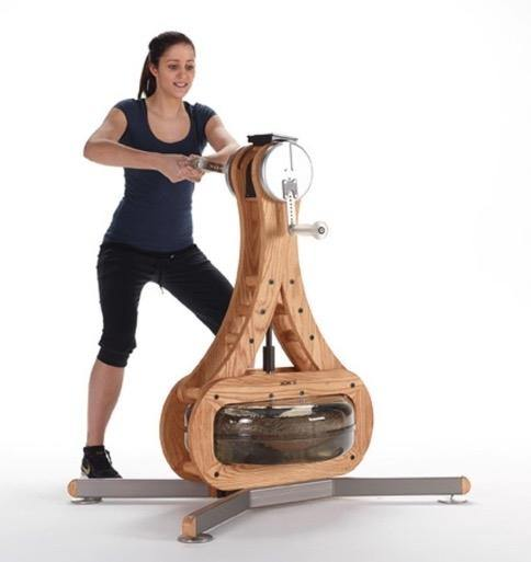 WaterRower NoHrd WaterGrinder