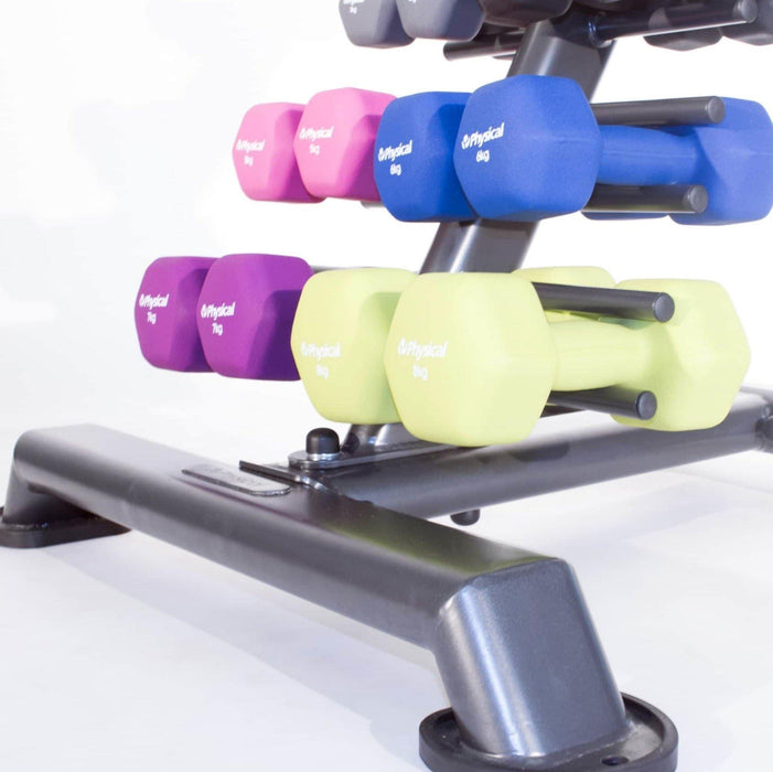 Physical Company Dumbbell Storage Rack