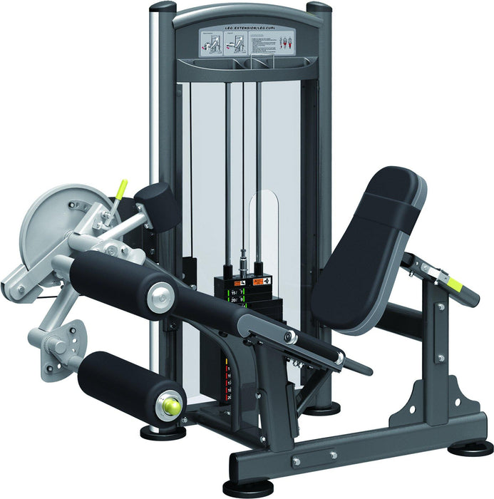 GymGear Elite Series Seated Leg Curl Selectorised Station