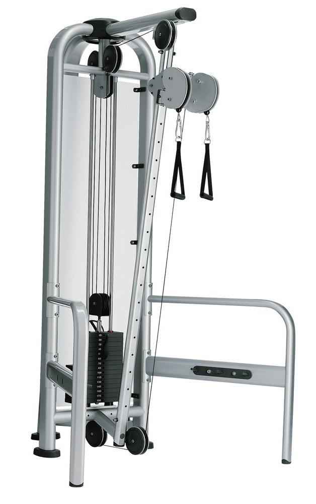 Life Fitness Signature Series Cable Column Cable Motion CMCC