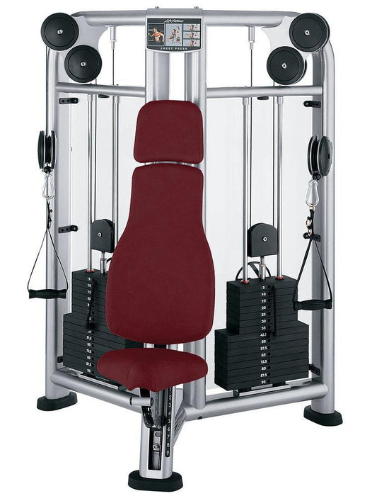 Life Fitness Signature Series Chest Press Cable Motion