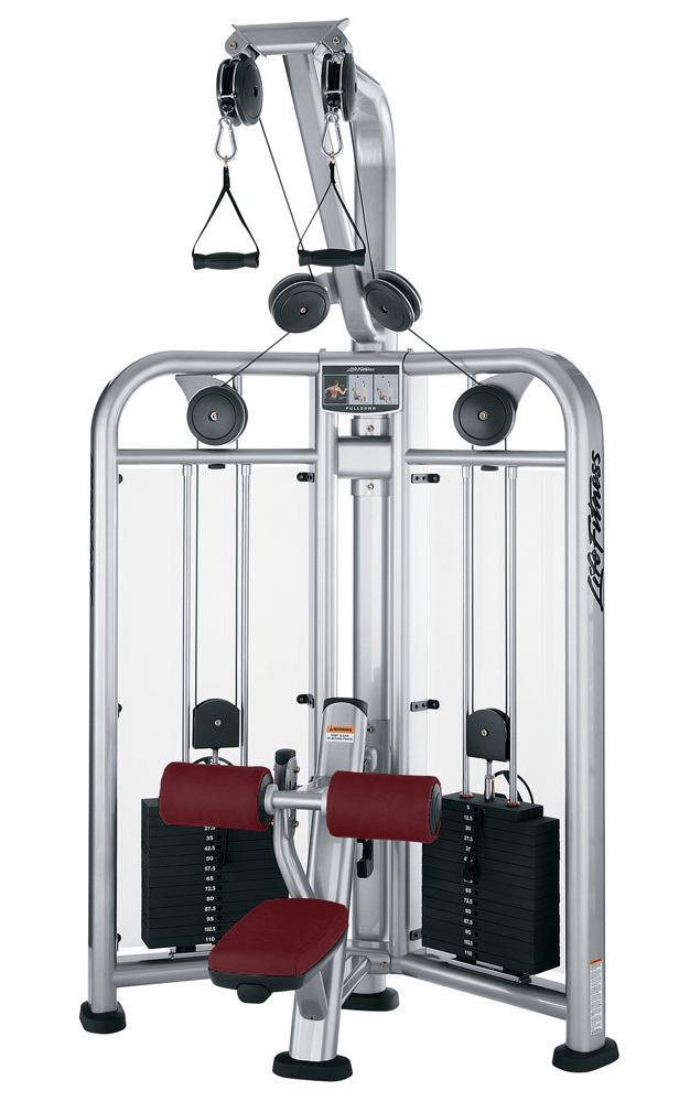 Life Fitness Signature Series Pulldown Cable Motion CMPD
