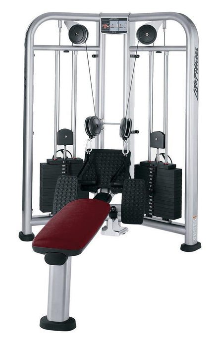 Life Fitness Signature Series Row Cable Motion