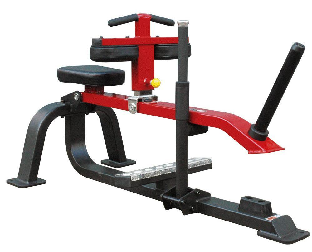 Impulse Sterling Seated Calf Raise Plate Loaded
