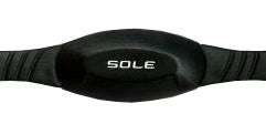 Sole Fitness Chest Strap