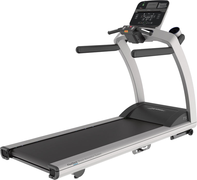 Life Fitness T5 Treadmill with Track Connect Console