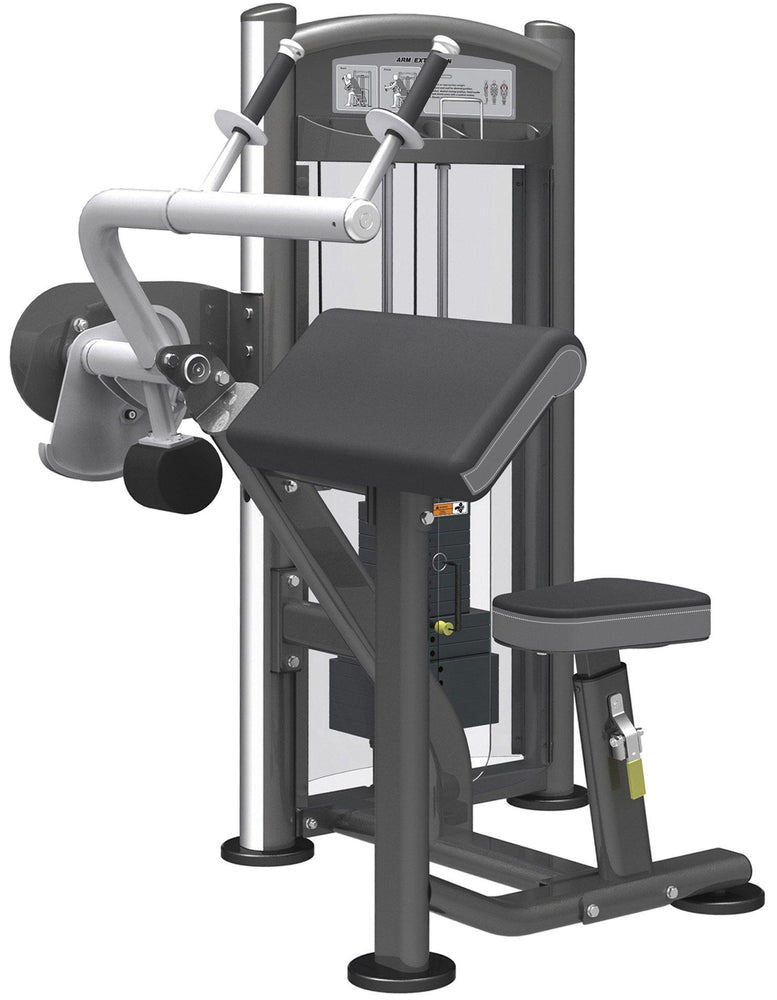 GymGear Elite Series Tricep Press Selectorised Station