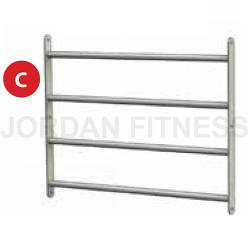 Jordan Wall Bar Rigs - Ladder attachment (3m)