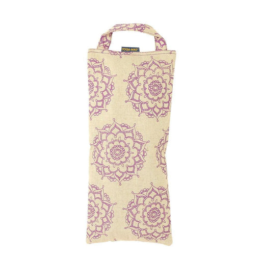 "Yoga Mad Shingle ""Sand"" Bag Patterned Purple"
