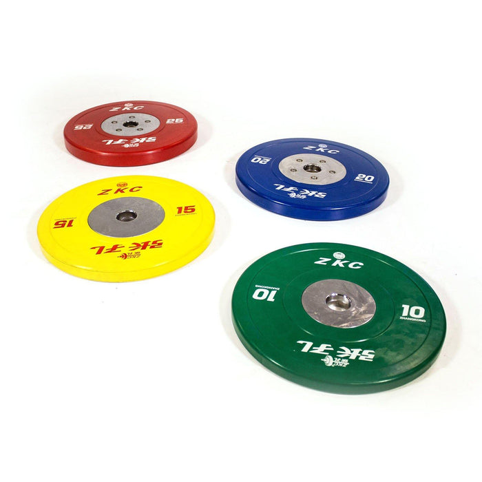 Zhangkong IWF Coloured Competition Incremental Plates (up to 5kg)