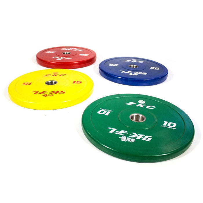 Zhangkong IWF Coloured Weight Plates (up to 25kg)
