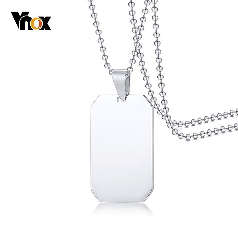 Elite Edge Dog Tag