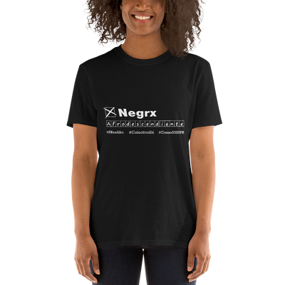 Afrodescendiente T-shirt #Censo2020PR