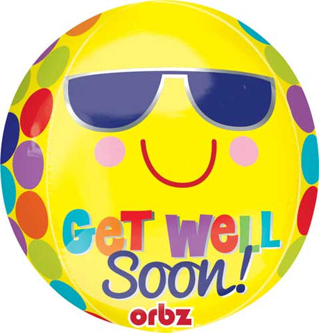 Bright sunny get well
