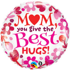 Mom best hugs