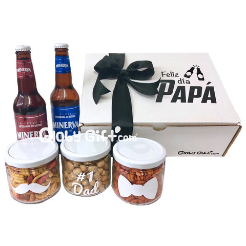 Snack box papá
